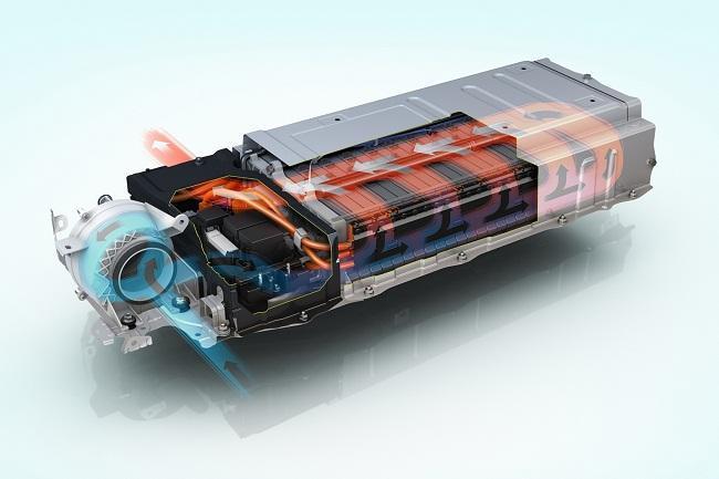 Pack de baterías Toyota Prius