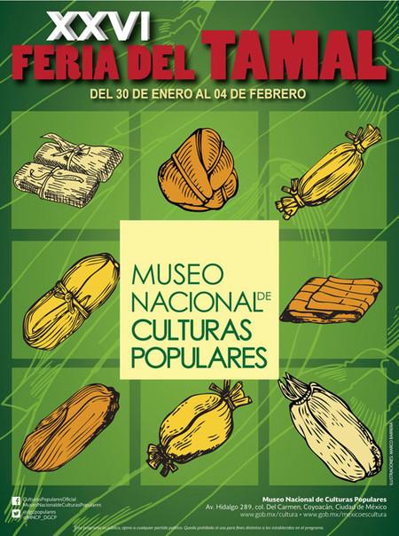 Feria Tamal Coyoacan