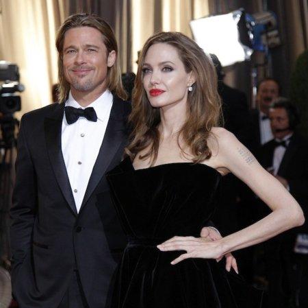 Las parejas con más presencia y estilo en los Oscar 2012
