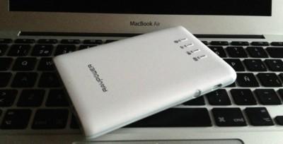 RAVPower, el disco WiFi y batería externa para tu dispositivo iOS