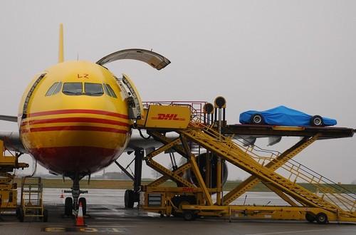 Mientras pasaron 36 horas de tu vida, DHL transportó todo el material de la Fórmula 1 de Austin a México