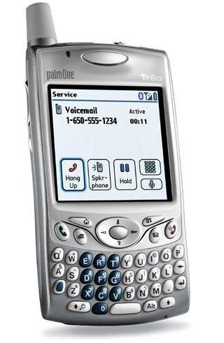 Treo 650 será el primero en disponer de la tecnología Blackberry