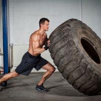 Guía Crossfit (XXII): Tire flip o volteo de neumático