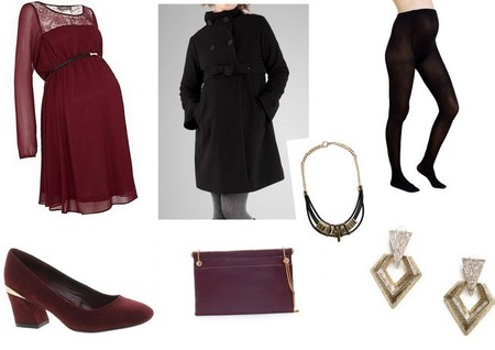 moda embarazadas otoño invierno 2013/2014