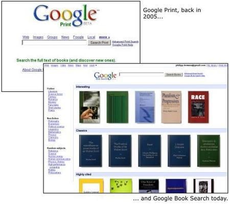 Italia y Google digitalizarán un millón de libros anteriores a 1868