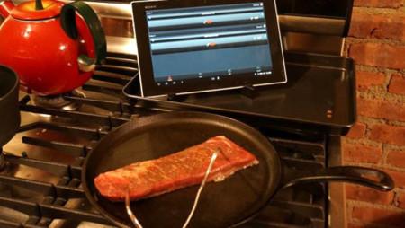 Gadget para cocineros de Sony