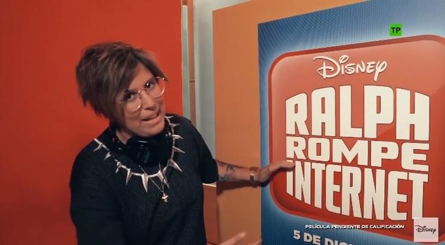 Yellow Mellow rompe Internet y cantará para Disney en la nueva entrega de 'Ralph'