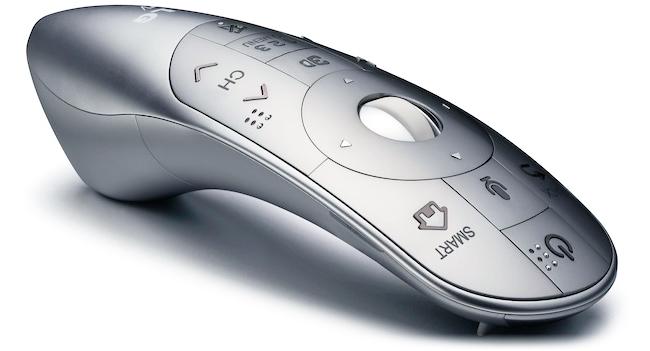 El nuevo Magic Remote de LG escuchará atentamente todo lo que le digamos