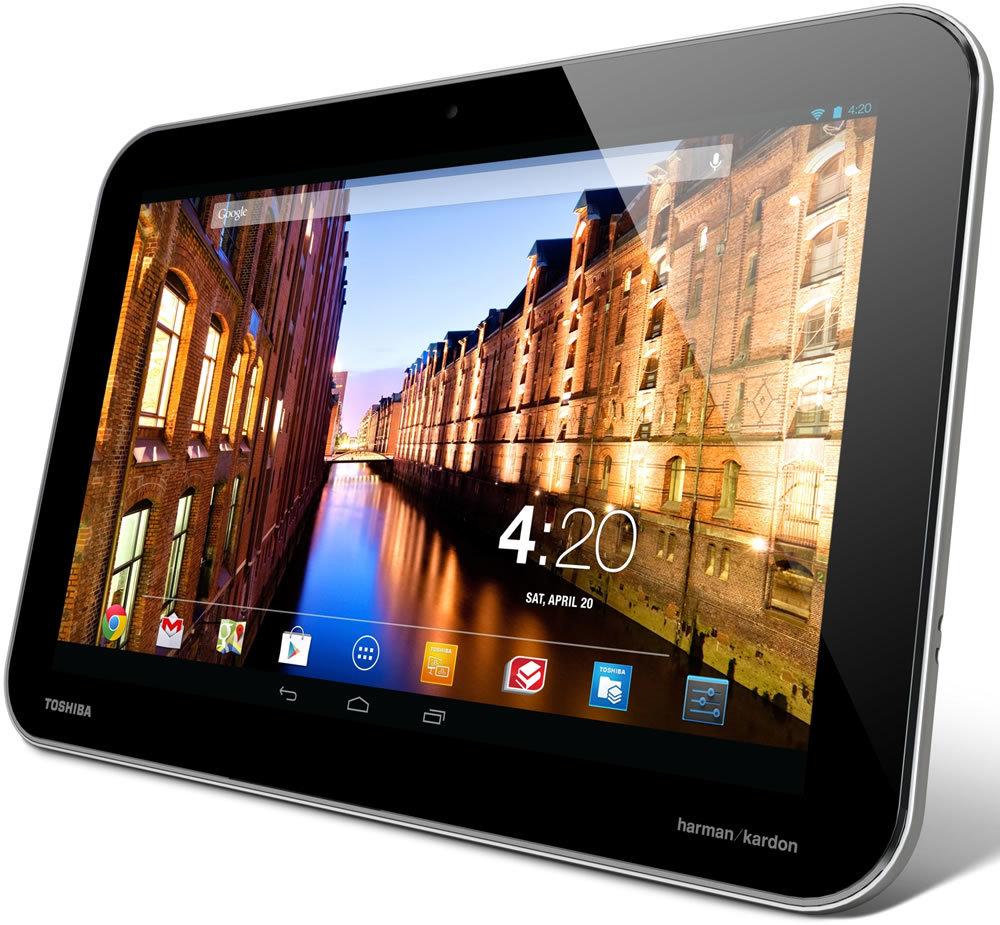 Foto de Toshiba Excite Pure, Pro y Write (9/11)