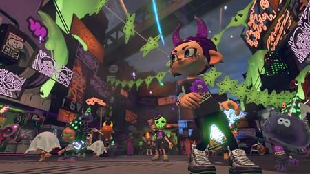 Splatoon 2 celebrará Halloween con un Splatfest temático. Así puedes obtener las cuatro máscaras aterradoras