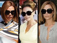 Las celebrities y sus obsesiones: las gafas de Victoria Beckham