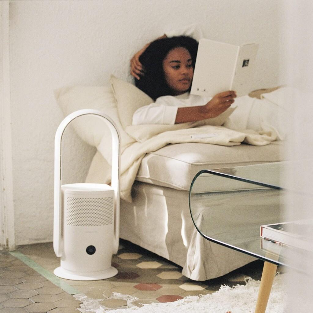 Purificadores de aire con los que mejorar la calidad del aire de casa