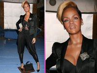 "Rihanna se pasa a la ""fashion-cera"""
