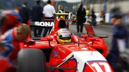 Rodolfo González completa la alineación de Trident Racing para la próxima temporada de la GP2