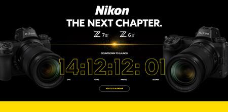 Nikon Z7 II y Z6 II: la marca anuncia la renovación de sus dos modelos TOP de mirrorless de formato completo