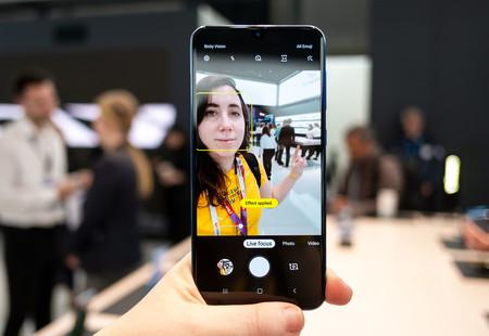 Samsung Galaxy A50 Camara Frontal