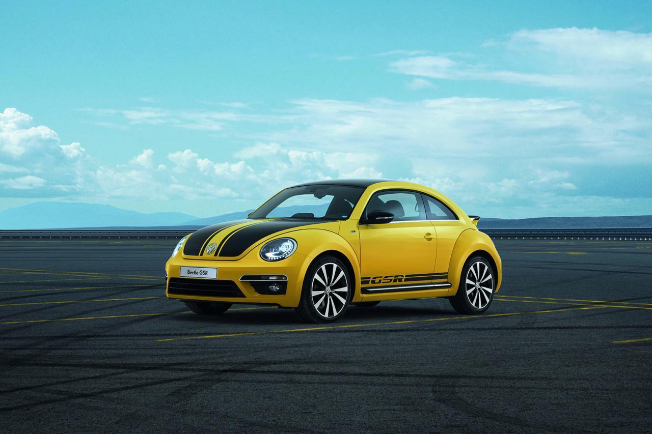 Foto de Volkswagen Beetle GSR (3/14)