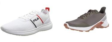 Chollos en tallas sueltas de zapatillas Fila, Salomon, New Balance o Under Armour en Amazon