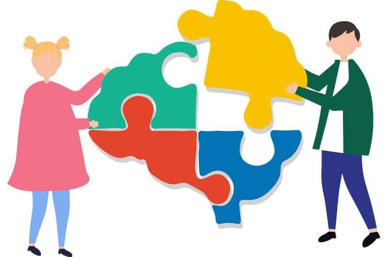 Según una nueva investigación, el autismo se desarrolla de manera diferente en las niñas que en los niños