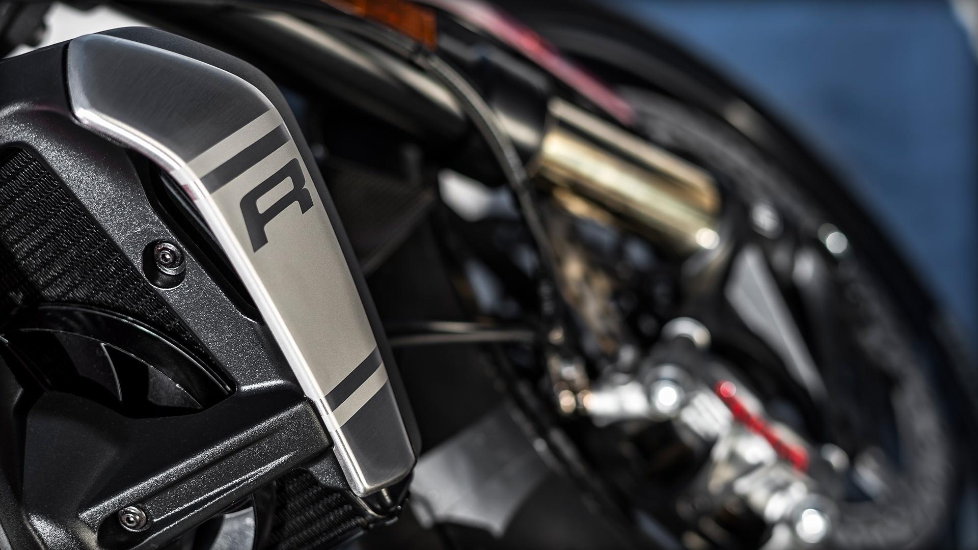 Foto de Ducati Monster 1200 R (21/30)