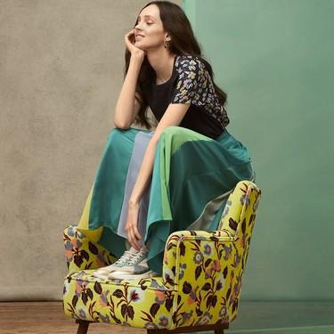 Anthropologie y Delpozo nos roban el corazón con una colorida (y primaveral) colección cápsula que incluye moda y algo de decoración