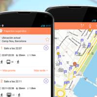 Moovit se actualiza para incluir indicaciones de viaje en tiempo real