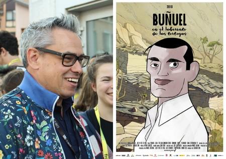 """""""No debería tratarse a la animación como el hermano pequeño del cine"""". Manuel Cristóbal ('Buñuel en el laberinto de las tortugas')"""
