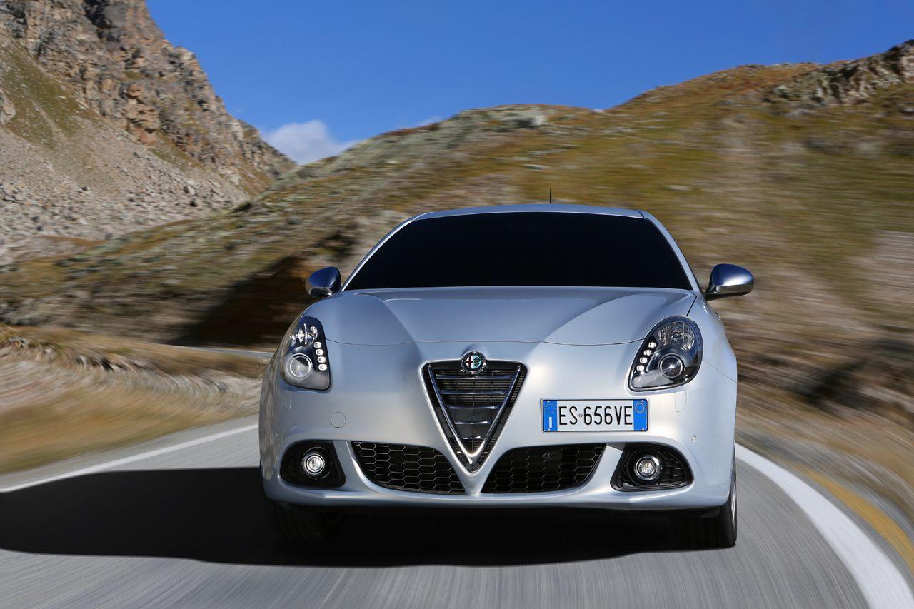 Foto de Alfa Romeo Giulietta 2014 (14/38)