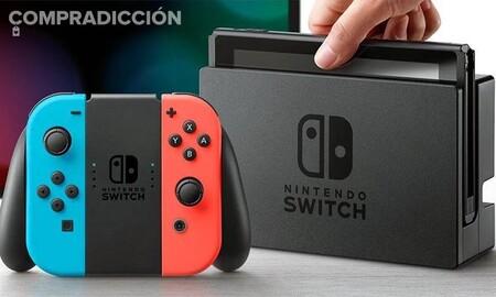 Ahorra 30 euros estrenando la Nintendo Switch: Worten te la deja por 299,99 euros