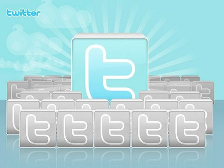 Sustituir SMS por mensajes directos en Twitter