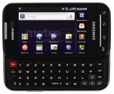 Samsung Galaxy Indulge, el primer smartphone LTE