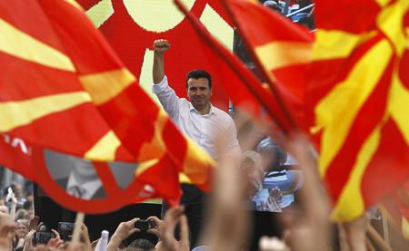 Y al fin, Grecia permitirá a Macedonia llamarse Macedonia. Del norte