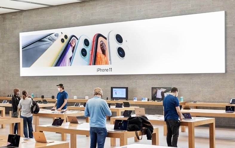 Apple detalla las medidas de reapertura de sus tiendas en una carta pública de Deirdre O'Brien