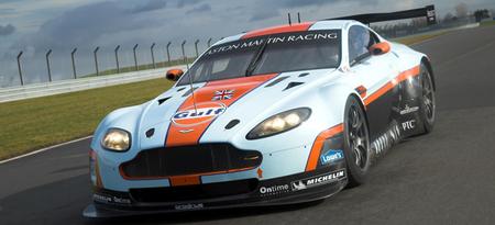 Aston Martin Racing desvela sus planes para 2013