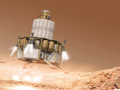 Boeing se suma a la carrera por Marte y aseguran que llegarán antes que SpaceX y Elon Musk