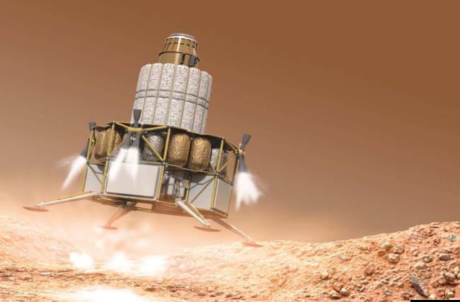 Boeing Marte