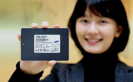 Samsung será el primero con SSDs de clase enterprise con NAND Flash de 3-bits