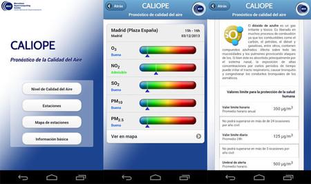 Caliope para Android pantallas 01