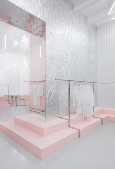 Tienda rosa