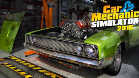 En abril podremos disfrutar de Car Mechanic Simulator 2015