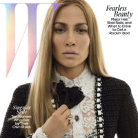 W USA:  Jennifer Lopez