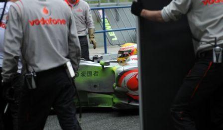 McLaren, resignada a estar en las últimas posiciones en Melbourne