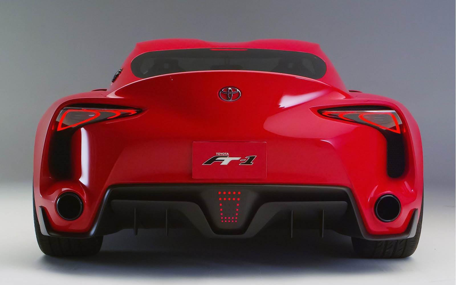 Foto de Toyota FT-1 Concept (21/31)