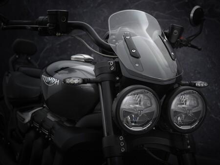 Triumph Rocket 3 Gt Triple Black 2021 008
