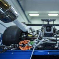Lamborghini aún tiene atado a su bestia de circuito de 830 CV, pero ya mete miedo en este vídeo