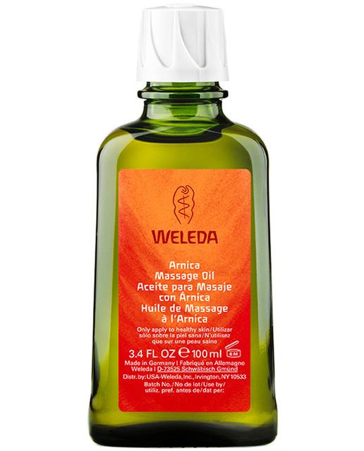 Aceite para Masaje con Árnica de Weleda