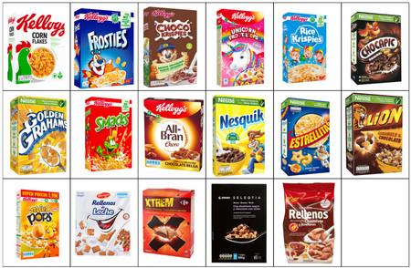 Alimentos Infantiles Analizamos 17 Marcas De Cereales De Desayuno Que Más Consumen Los Niños