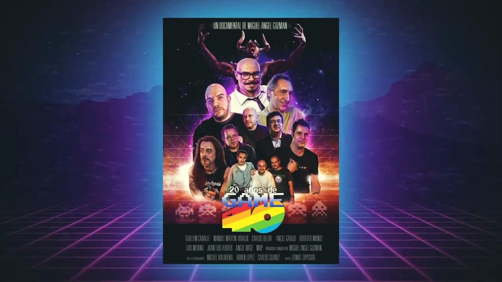 Game 40, el legendario programa radiofónico, presenta el trailer de su documental. Nostalgia pura