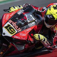 """Álvaro Bautista niega ser un traidor: """"Primero Ducati fichó a Scott Redding y luego yo hice mi elección"""""""
