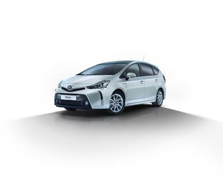 Toyota Prius+ 2015: así se renueva el mejor familiar híbrido (1)